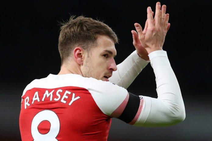 Terungkap! Alasan Arsenal Melepas Aaron Ramsey