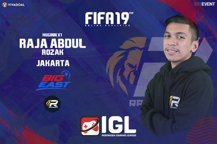 Menanti Tuah Raja Rozak di Big League FIFA 19 FUT