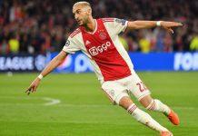Ajax Konfirmasi Siap Lepas Hakim Ziyech di Bursa Transfer