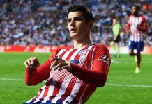 Enggan Pulang ke Chelsea, Morata Tegaskan Ingin Pensiun di Atletico
