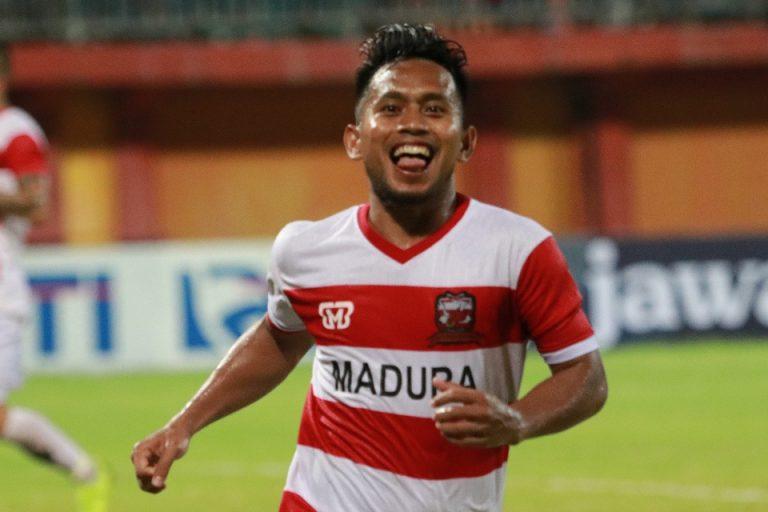 Bungkam Barito Putera, Madura United Tunjukan Kelasnya