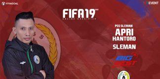 Hasrat Besar Apri Hantoro Di Big League FIFA 19 FUT