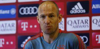 Momen Emsional Robben Saat Pamit dari Bayern