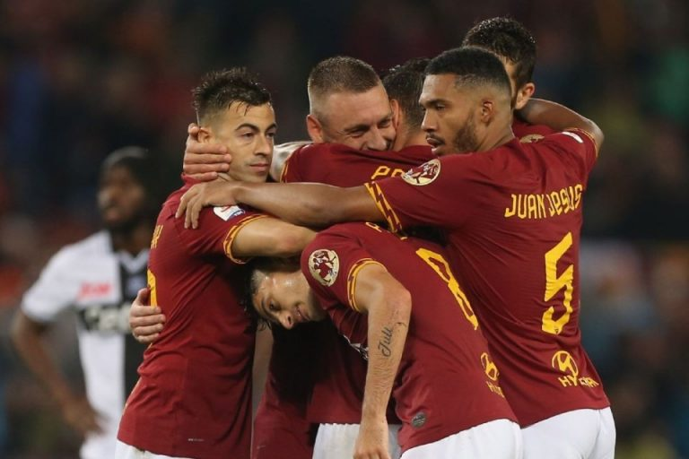 Barter Pemain Gagal, Roma Siap Seret Inter ke Meja Hijau