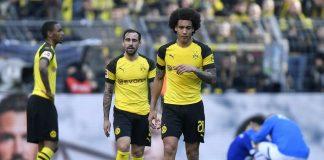 Axel Witsel Pede Dortmund Raih Juara Bundesliga Musim Ini