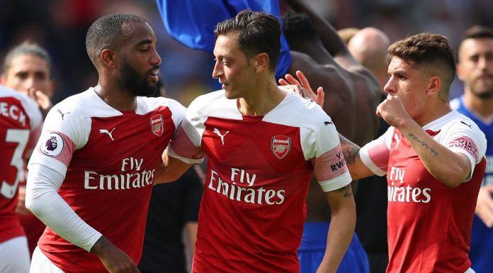 Bahagia di Arsenal, Pemain Ini Akan Tetap Bertahan di Sini