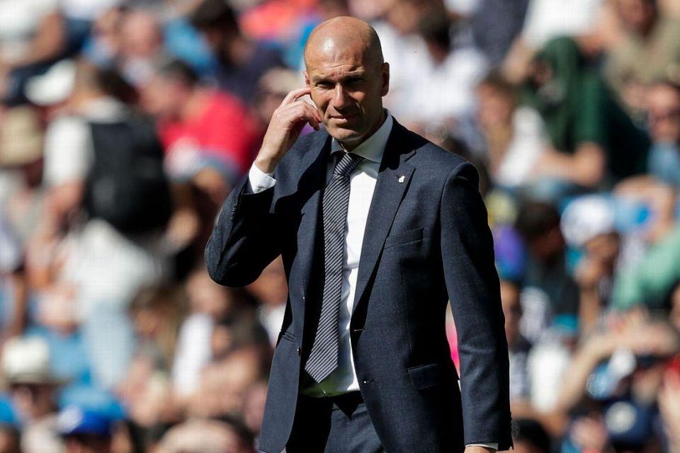 Miliki Lubang di Lini Pertahanan, Zidane Akui Kelemahan Madrid
