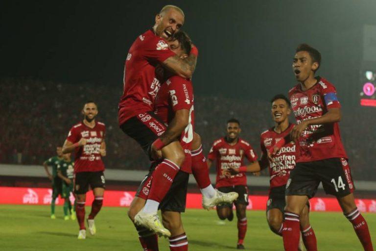 Kalahkan Bhayangkara FC, Bali United Hentikan Rekor Buruk