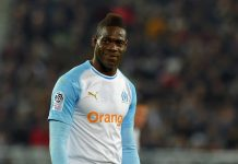 Balotelli Umumkan Kepergiannya Dari Marseille
