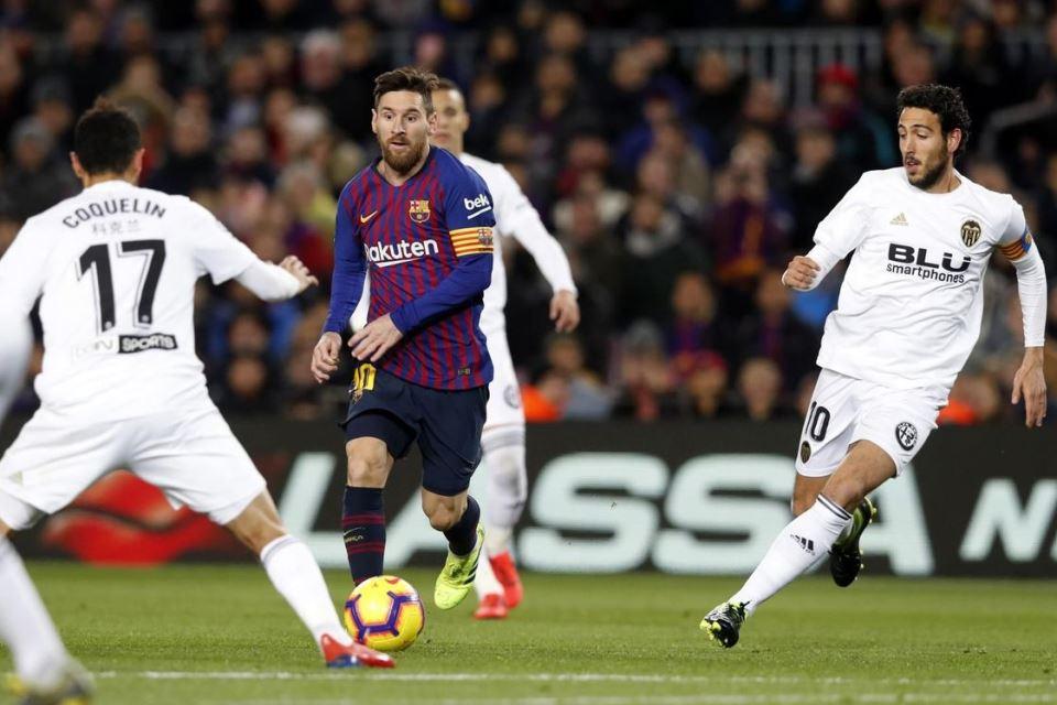 Menangi Copa del Rey, Valencia Kubur Mimpi Barca Rengkuh Double Winners