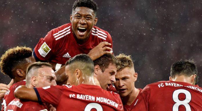 Menang Atas Leipzig, Bayern Munchen Rengkuh Double Winners!