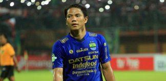 Bek Persib Kaget Dipanggil Timnas Indonesia