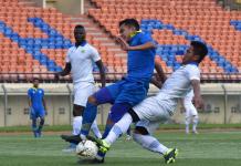 Belasan Gol Tercipta di Game Internal Persib Bandung