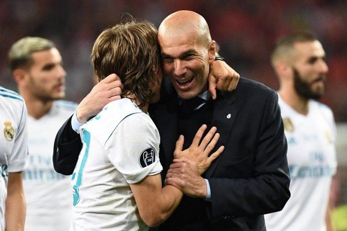Berseteru Dengan Zidane, Pemain Ini Buka Peluang Pergi Di Akhir Musim