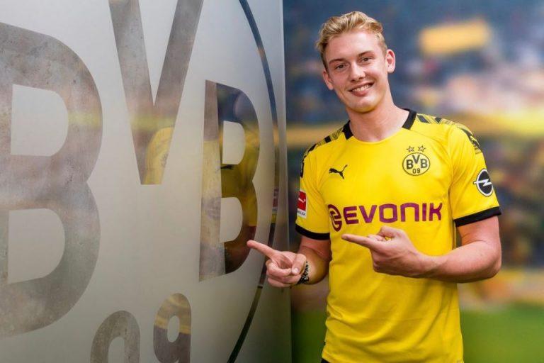 Terungkap! Brandt Pilih Dortmund Karena Reus