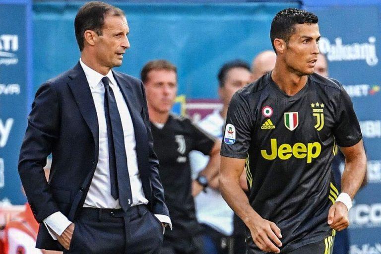 Bukan Allegri, Melainkan Ronaldo yang Disebut Menjadi 'Pelatih' Juventus
