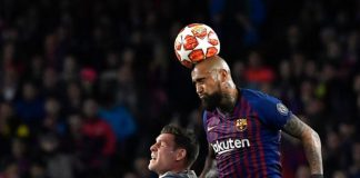 Bukan Messi, Tapi Vidal Jimat Keberuntungan Barcelona