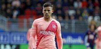 Debut Bersama Tim Senior, Youngster Barcelona Tunjukan Rasa Bahagia