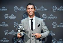 Cetak Rekor Lagi, Ronaldo Sandang Predikat Pemain Terbaik Serie A