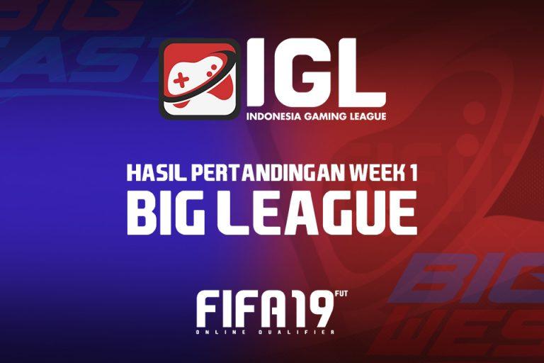 Banjir Gol Tercipta di Minggu Pertama Big League FIFA 19 FUT