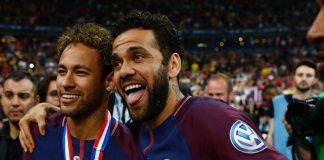 Alasan Dani Alves Tinggalkan PSG