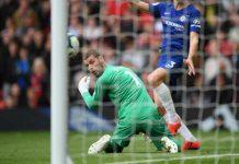 United Siapkan Tiga Kandidat Tuk Gantikan Peran De Gea