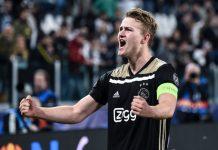 De Ligt Tolak MU Lantaran Hanya Main di Liga Eropa