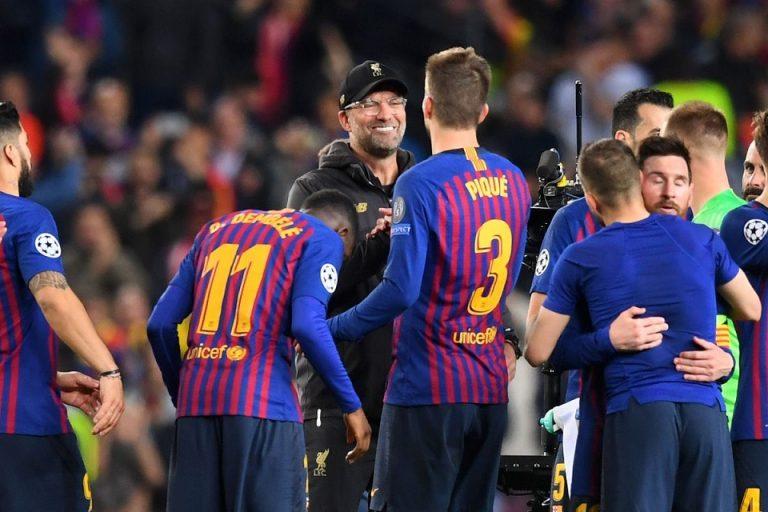 Dihajar Barcelona, Klopp Optimis Liverpool Mampu Bangkit di Leg Kedua