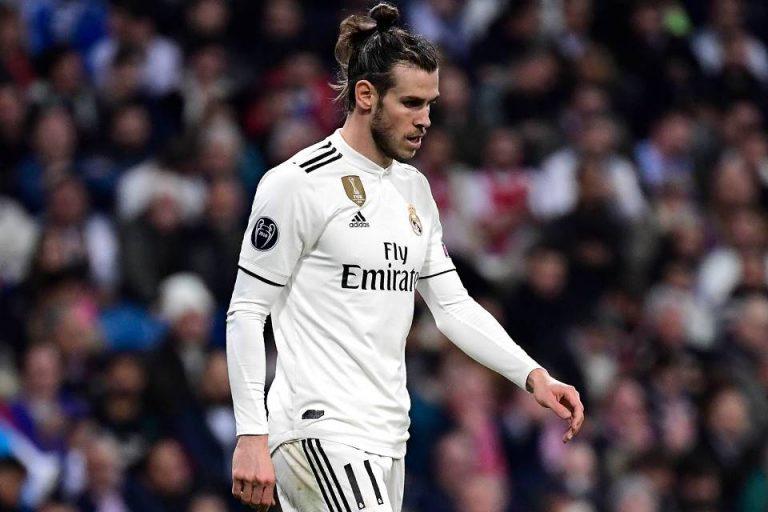 Kabar Gareth Bale Masih `Tak Jelas` di Real Madrid