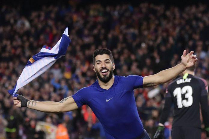 Dituding Tolak Bela Barca Demi Copa America, Suarez Angkat Bicara