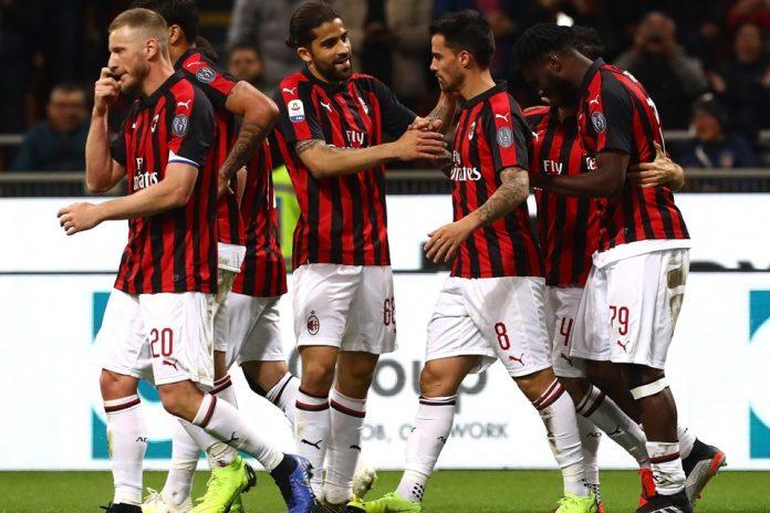 Diwarnai Hujan Kartu, Milan Berhasil Bekuk Bologna 2-1
