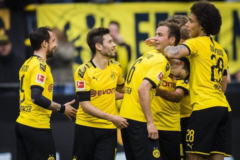 Dortmund Butuh Keajaiban Untuk Juarai Bundesliga
