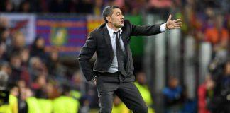 Bartomeu Sebut Valverde Sudah Penuhi Target