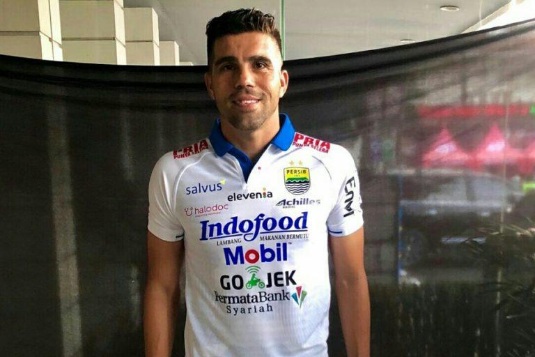 Fabiano Terancam Absen di Putaran Pertama Shopee Liga 1