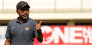 Fakhri Husaini Pimpin Garuda Select Lawan Leicester City