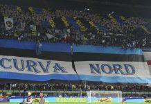 Curva Nord Desak Inter Berlaga di Liga Champions