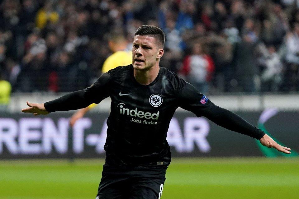 Frankfurt Terganggu Kabar Transfer Luka Jovic ke Madrid