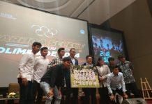 Garuda Select Konferensi Pers