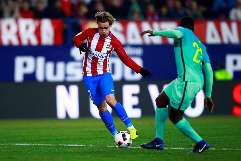 Gaya Main Griezmann Tak Sejalan Dengan Skema Permainan Barcelona