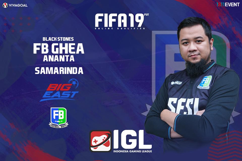 Strategi Ghea Ananta untuk Survive di FIFA 19 FUT IGL