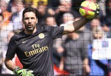 Obsesi Buffon akan Liga Champions Membuatnya Enggan Pensiun