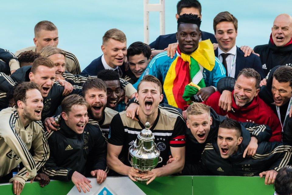 Gilas Willem II 4-0, Ajax Raih Trofi Piala Belanda ke-19