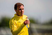 Mario Gotze Buka Kans Hengkang dari Dortmund, Kenapa?
