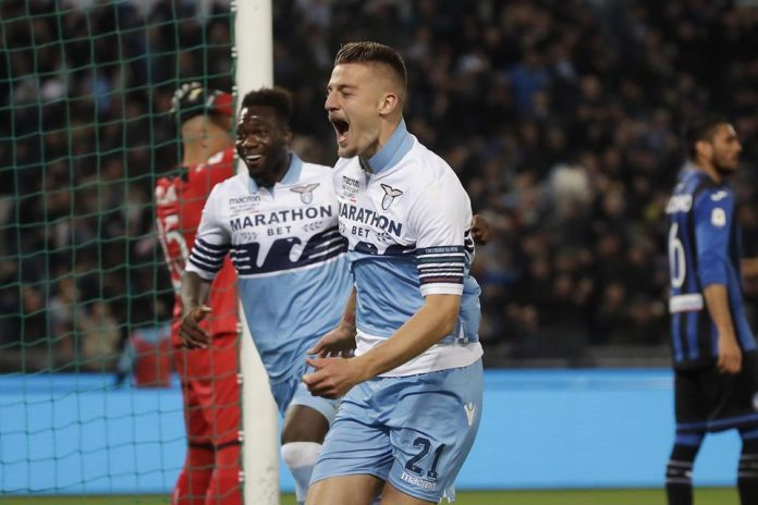 Gulung Atalanta, Lazio Kunci Trofi Coppa Italia