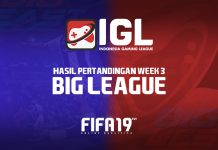 Big League FIFA 19 FUT Minggu ketiga
