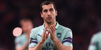 Duta Besar Azerbaijan Jamin Keselamatan Mhkitaryan di Final Liga Europa