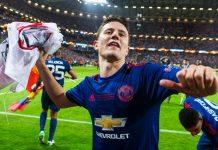 Herrera Sebut MU Tak Akan Puasa Gelar Seperti Liverpool