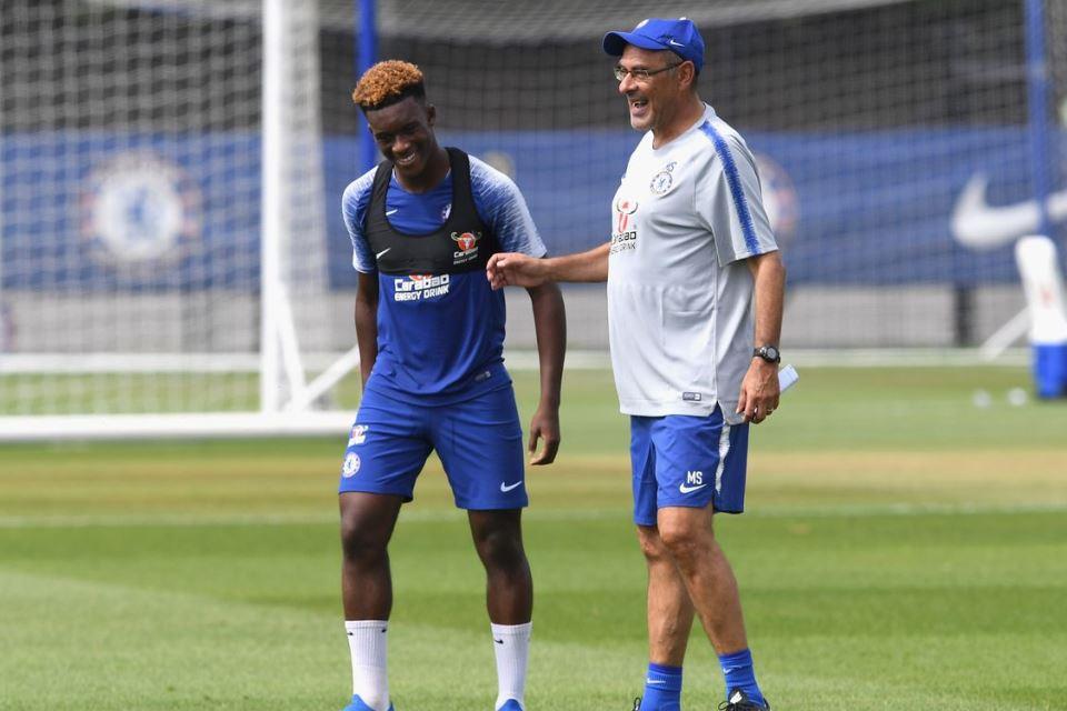 Tanpa Melakukan Transfer, Chelsea Sudah Dapatkan Pengganti Hazard