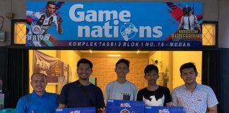 Pemenang FIFA 19 Offline Competition Medan
