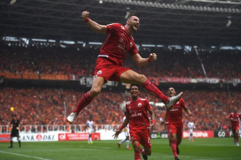 Inilah 3 Gol Sundulan Mematikan Pekan Perdana di Liga 1 2019!
